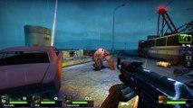 Velociraptor Mod! Zombies Versus Dinosaurs! | Custom Left 4