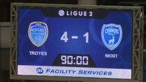 ESTAC Troyes - Chamois Niortais (4-1) - Résumé - 16/05/14 - (ESTAC-NIORT)