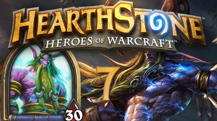 German Let's Play: Hearthstone Heroes of Warcraft, Druide, Part 7