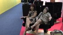 """VIDÉO - Festival de Cannes 2014 : les """"Femmes panthères"""", amies des stars depuis 30 ans"""