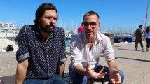 """Saint Laurent à Cannes : """"Le festival a vraiment commencé ce matin"""""""