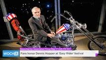 Fans Honor Dennis Hopper At 'Easy Rider' Festival
