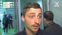Réactions de Nassim Akrour et Florian Michel après GF38 - Cannes (3-2)
