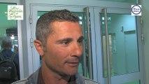 Réaction d'Olivier Saragaglia après GF38 - Cannes (3-2)