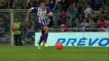 But Wissam BEN YEDDER (45ème) - Toulouse FC - Valenciennes FC - (3-1) - 17/05/14 - (TFC-VAFC)