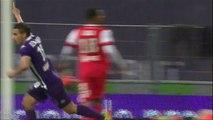 But Wissam BEN YEDDER (90ème +2) - Toulouse FC - Valenciennes FC - (3-1) - 17/05/14 - (TFC-VAFC)