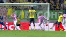 But Aldo ANGOULA (42ème) - FC Sochaux-Montbéliard - Evian TG FC - (0-3) - 17/05/14 - (FCSM-ETG)