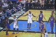 Kobe Bryant VS Matt Barnes (Lakers vs. Magic)