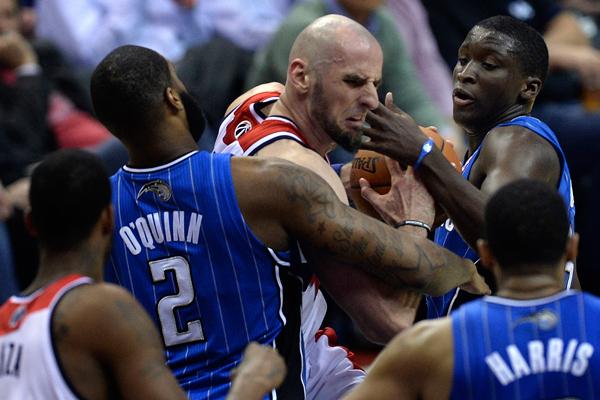 NBA Fights of 2013-2014 (HD)