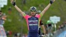 Giro d'Italia 2014 Tappa 8 / Stage 8 Official Highlights