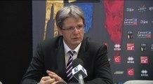 Basket : interview de Jean-Louis Borg (JDA Dijon) avant la demi-finale contre Limoges