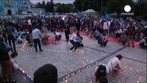 I Tatari della Crimea celebrano (in Ucraina) l'anniversario della deportazione