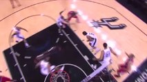 Kawhi Leonard Kisses the Sky!!   May 17, 2014   NBA Playoffs 2014