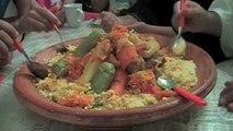Couscous in Casablanca, Marocco (2010)