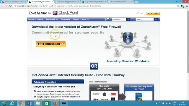 Top 5 Best Free Firewall for Windows |Free Firewall |Download Free Firewall