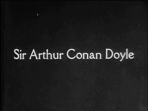 Arthur Conan Doyle (1927 Interview)
