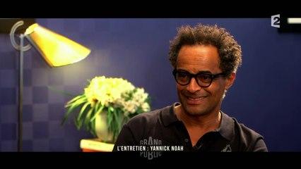 L'entretien : Yannick Noah