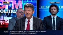BFM Politique: Jean-François Copé face à Jean-Luc Mélenchon - 18/05 5/6