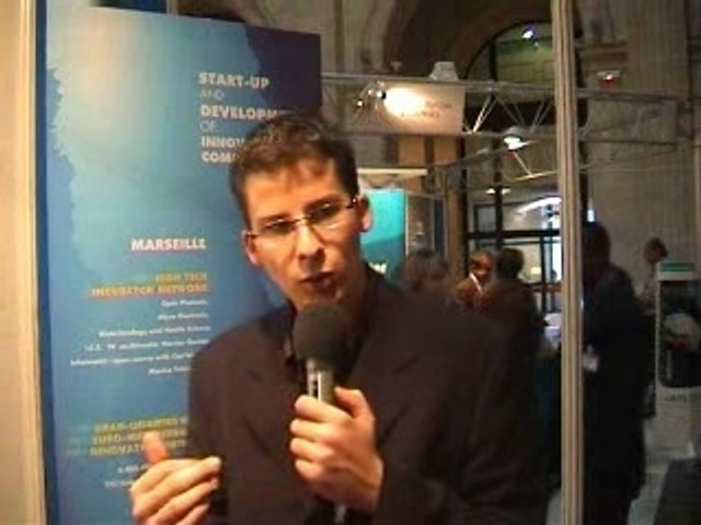 Interview de 2005 sur le Salon TopTech, ancètre du Top TIC # nostalgie