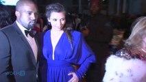 Kim Kardashian And Kanye West Grab Ice Cream In Paris Ahead Of Their Upcoming Wedding