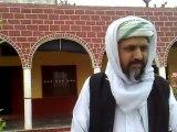 Hafiz Saeed Hashmi Visited Gura Muhayul islam Siddiqiyah Lilbinat and visited free sewing centre