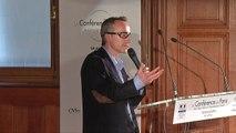 Discours de Jean-Baptiste Rudelle à la Conférence de Paris