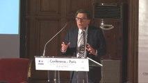 Discours de Serge Lasvignes à la Conférence de Paris