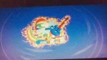 My Little Pony Equestria Girls 2 . Rainbow Rock .duelo de guitarras Español Latino. HD