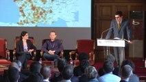 Alexandre Léchenet à la Conférence de Paris