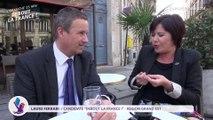 Qui est Laure Ferrari ? - Candidate Debout la France ! Région Grand Est - Européennes 2014