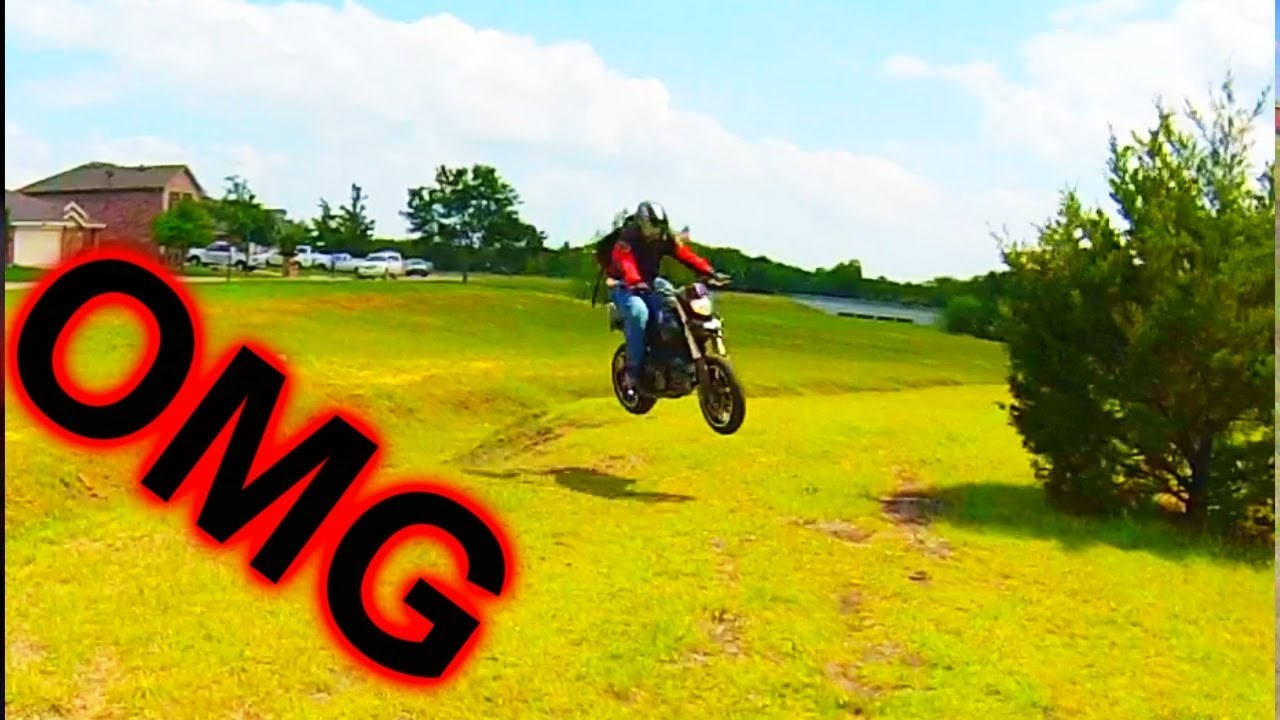 Ducati Hypermoto Jump