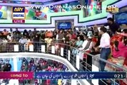 Raymond in Pakistan - The Complete man sponsored jeeto pakistan segments on ary digital, 18th May 2014
