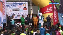 32° edizione del Pinochio sugli sci 2014 premiazioni slalom gigante categoria cuccioli 2