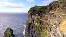 Ireland's Wild Atlantic Way   Cliffs of Moher in Co. Clare. - Wild Atlantic Way, Ireland
