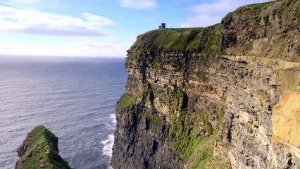 Ireland's Wild Atlantic Way | Cliffs of Moher in Co. Clare.