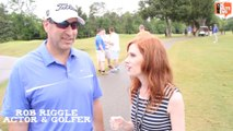 Rob Riggle Talks Golf & New Movies at the BMW Charity Pro-am Web.com Tour