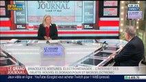 Didier Lombard, président du conseil de surveillance de STMicroelectronics, dans Le Grand Journal - 19/05 2/4