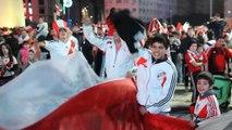 Argentine - River Plate est champion !