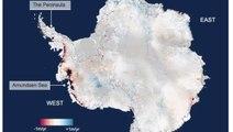 Antarctic Ice Losses Escalating