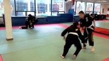 Korean Jiu Jitsu Martial Arts Classes in for Kids and Teens in Toronto