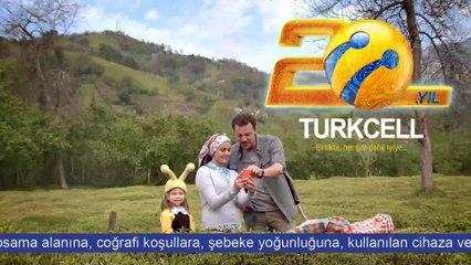 Turkcell Turbo İnternet Türkiye'nin tüm ilçe merkezlerinde!