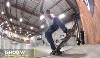 The Nike SB App Tricks of the Week Berrics Edition - Skateboard