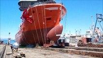 Ada Shipyard NB111-With Marine-Launching