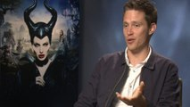 Angelina Jolie on 'ugly fairy' Maleficent