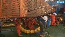 Les Constructeurs De L'Extrême - Parcéolien marin