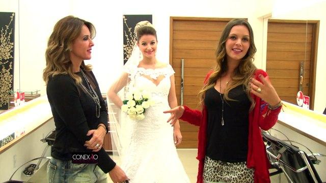 Especial um dia de noiva no Salão Karla Bernardes