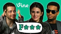 Viners' Favorite Curse Words: Behind the Vine | DAILY REHASH | Ora TV