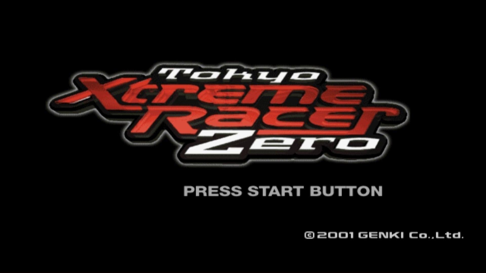 Tokyo Xtreme Racer Zero HD on PCSX2 (Widescreen Hack) part1