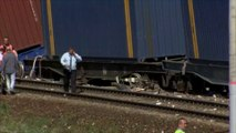Grave accident de train près de Moscou: au moins 5 morts