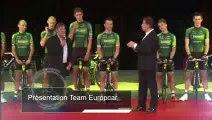 Extrait Présentation du Cyclisme Vendéen 2014 (Team Europcar, Vendée U)